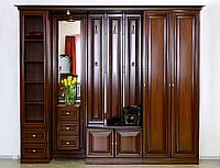 Мебель для коридоров  классическая темная, фото 1