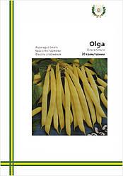 Семена фасоли спаржевой Ольга 20 г, Империя семян
