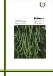 Семена фасоли спаржевой Палома 20 г ИС мет.уп.