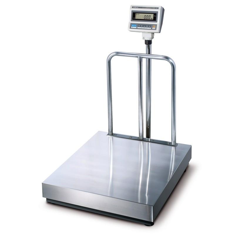 Весы товарные CAS DBII-300 (800х900)