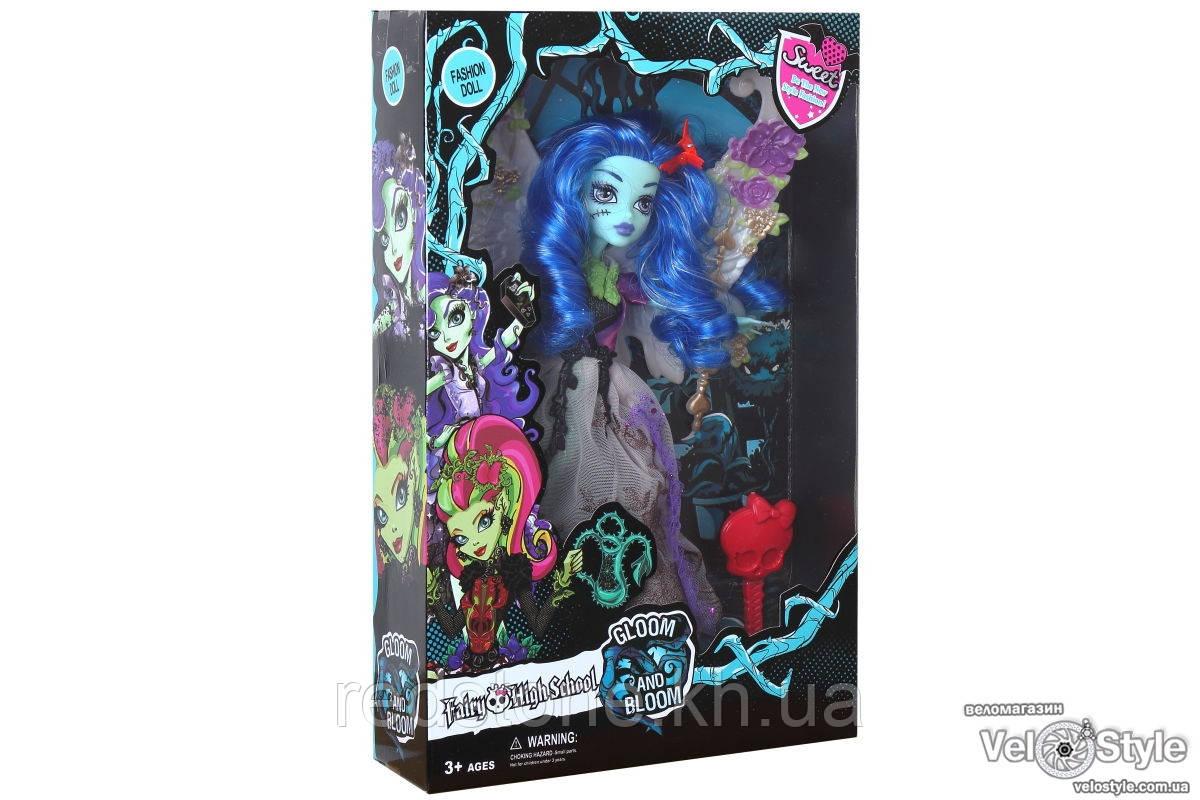 Лялька Monster High Монстр Хай DH 2167 з крилами №3