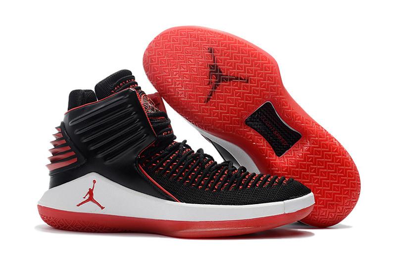 """Кроссовки Детские Jordan XXX   Low """"Banned"""" Black/REd  Черные"""