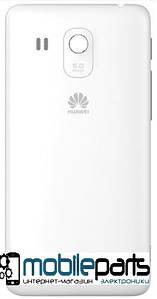 Задняя панель корпуса ( Крышка) для Huawei G510 | G520 | G525 (Белая)