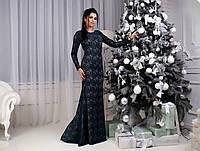 Новогоднее платье Флора