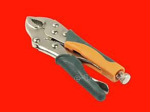Сварочные плоскогубцы на 230 мм Miol 44-710