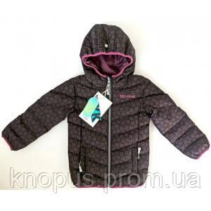 Стеганная демисезонная куртка Black Print, Nano