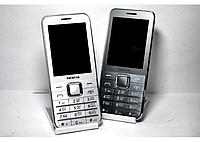 """Телефон Нокиа М1 на 2 сим-карты Большой 2,8"""" экран Китай"""