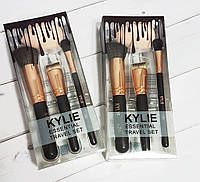 Кисти для макияжа Kylie Essential Travel Set