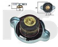 Крышка радиатора D=45/28,1.1bar,16lbs(psi)108kpa FPS