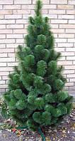 Сосна искусственная новогодняя зеленая 0.70 м.