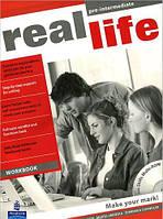 Real Life Pre-Intermediate Workbook (рабочая тетрадь)