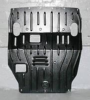 Защита картера двигателя и кпп Mitsubishi Lancer Evolution X 2008- с установкой! Киев