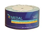 РАСПРОДАЖА: Рулон пленочно-бумажный для стерилизации 100мм*200м для паровой стерилизации
