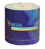 Раслродажа:Рулон пленочно-бумажный для стерилизации 200мм*200м для паровой стерилизации