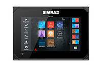 Simrad картплоттер GO7  XSE Wi-Fi c Bluetooth, GPS-модулем Broadband радаром и сонаром CHIRP