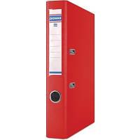 Папка-реєстратор А4 50мм DONAU Master 3950001M-04 червона