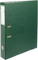 Папка-реєстратор А3 70мм ITEM 025/06 вертикальна зелена, фото 1