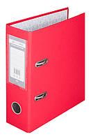 Папка-реєстратор А5 70мм BUROMAX 3013-05 червона