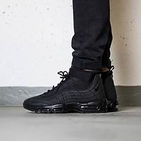 "Мужские кроссовки Nike Air Max 95 Winter ""Black"""