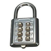 8-значный кодовый замок код замка поездки чемодан багажа пароль безопасности