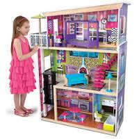 """Кукольный домик """"Супер модель"""""""