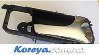 Ручка двери внутренняя правая (хром) Лачетти Седан GM 96548064, фото 1