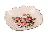 Блюдо Lefard Корейская роза 17 см, 85-1146