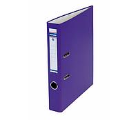 Папка-реєстратор А4 50мм DONAU Master 3950001M-23 фіолетова, фото 1