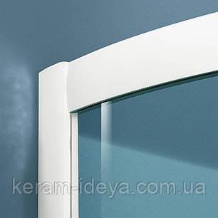 Душевая кабина Radaway Classic A 900x900x1850 профиль белый, стекло фабрик 30000-04-06, фото 2
