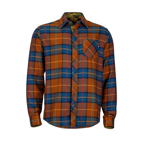 Рубашка Marmot Anderson Flannel LS