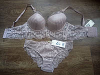 Женский комплект нижнего белья с бюстье Weiyesi С - 80,85,90