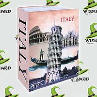 Книга сейф (18см) Италия
