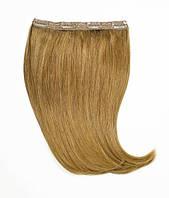 Волосы на заколках 60 см. Цвет #08 Светло-коричневый, фото 1