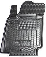 Водительский коврик для Nissan Micra с 2003-