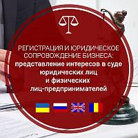 Представление интересов в суде юридических лиц и физических лиц-предпринимателей