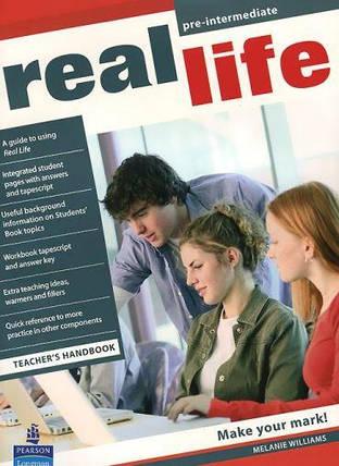 Real Life Pre-Intermediate Teacher's Handbook, фото 2