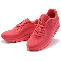 Кроссовки женские Nike Air Max 90 Hyperfuse Pink