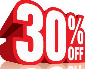 Минус 30% на кожаные куртки