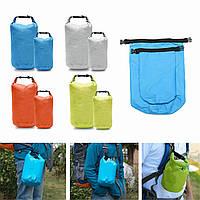 IPRee ™ 2-5L Travel Водонепроницаемая сумка для сухого мешка Дрифт Плавание Рафтинг Пакет для хранения байдарках Кемпинг