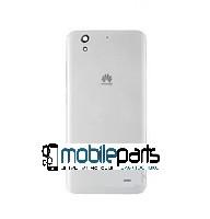 Задняя панель корпуса (Крышка) для Huawei G620 (Белая)