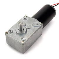 Gw31zy червячный редуктор двигатель постоянного тока с высоким крутящим моментом мотор-редуктор низкой скорости