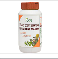 Зубной порошок Дэнт Манджан Патнджали (Divya Patanjali Dant Manjan) 100 гр