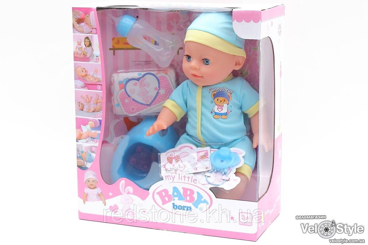 Пупс My little Baby Born Беби Борн №1