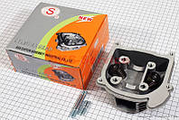 Головка цилиндра+клапана в сборе 47мм-80cc SEE