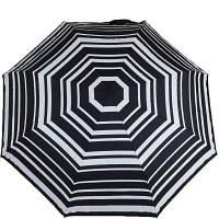 Женский механический компактный зонт fulton full779-magic-stripe с проявляющимся рисунком
