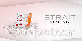 Набор для выравнивания волос - 0 / Strait Styling Glatt kit 0  80 ml