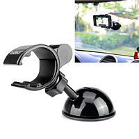 ORICO CBA S4 Чашка для всасывания Авто для перевозки автомобилей Мобильные Телефоны Держатель для защиты от ветра для 3,5-6,3