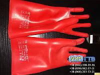 Диэлектрические Перчатки шовные и бесшовные, фото 1