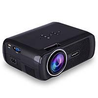 UHAPPY U80 800x480 1080P 1000 Lumens HD LCD Mini LED Portable Проектор Офис домашнего кинотеатра