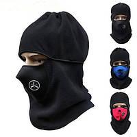 Унисекс шеи ватки теплые шарфы поводка лица маски Hat Cap лыжный